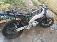 Aprilia rs 70cc project spares or repares
