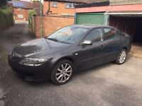 MAZDA 6 SPORT 2.3cc 6 SPEED BREAKING FOR PARTS 2005 ALL PARTS AVAILABLE EXCEPT ENGINE / FRONT BUMPER