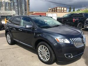 2013 Lincoln MKX /TWIN ROOF/ NAVI/ DVD/ PWR GATE