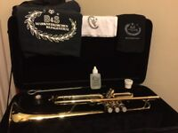 B&S Challenger 1 Trumpet for sale