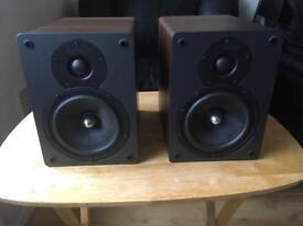 Cambridge audio loud speakers