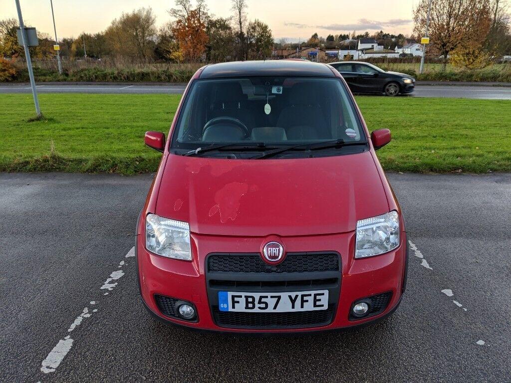 Fiat PANDA 100HP In Flintshire Gumtree