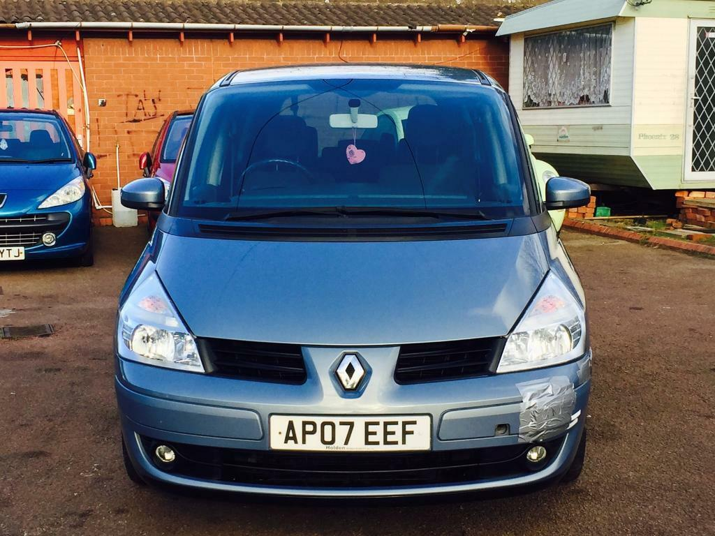 RENAULT ESPACE 2.0 PETROL WITH WHEEL CHAIR ACCESS NATIONWIDE DELIVERY 1495