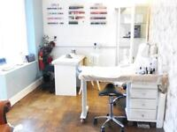 Nail technician or beauty therapist full or part time