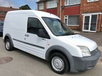 Ford Transit Connect 1.8 TDCi T230 LWB LX High Roof 4dr£999 2007 (57 reg), Panel Van