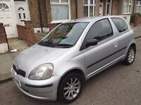 Toyota Yaris 2003, Low Mileage, MUST SEE !!!
