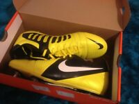 Nike Football boots Yellow CTR360 Libretto III SG UK 9.5 - BNIB