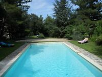 SPRING offer Holiday villa w priv pool in Ansouis near Aix en Provence 6-8 p Comfort, nature, peace