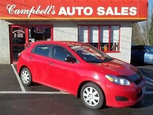 2011 Toyota Matrix 5 DOOR!! PWR MIRRORS!! TRACTION CONTROL!