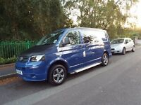 VW T5 CAMPERVAN CONVERSION 113K, MINT CONDITION, STUNNING VAN, COOKER/SINK, FREEEVIEW TV