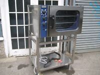 Electrolux FCE061 Convection oven with steam 3 phase electric.