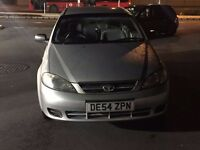 Car Daewoo LACETTI 2004 1399cc 12 month MOT cheap car for first time buyer ONO