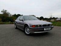 1997 BMW 7 SERIES 735 V8 PETROL - LONG MOT - FUTURE CLASSIC