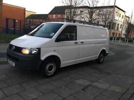 VOLSKWAGEN TRANSPORTER T6 LWB FACE LIFT 2012 REG 1 YEAR MOT ELECTRIC PACK ! DRIVES INCREDIBLY WELL