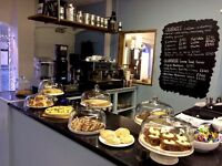 COOK required (child friendly hours) for a cafe - MUST LOVE BAKING!