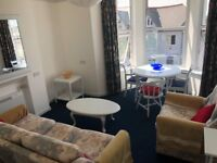 NO FEES! Super Large F/Furnished one bed flat.RENT INCLUDES VIRGIN 200mps b/band AND WATER.