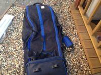 Golfers travel bag.