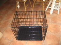 DOG CAGE / CRATE / SMALL
