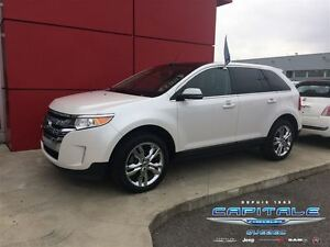 2014 Ford Edge LIMITED*TOIT OUVRANT PANORAMIQUE*CUIR*NAV*FULL EQ