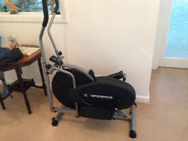 Cross Trainer exercise machine (never used)