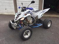 Yamaha 700cc Raptor R Special Edition 2007 1200miles