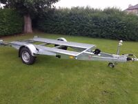NEW Car Transporter Recovery Trailer 1800kg 4.0m