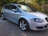 SEAT LEON 1.4 TSI MAKE AN OFFER AND TAKE IT STARTS AND DRIVES (SEE DESCRIPTION)