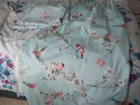 Beautiful Birds single bedding set