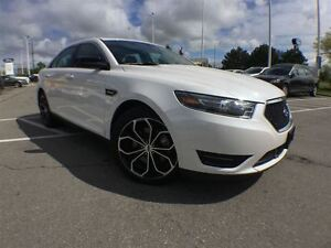 2016 Ford Taurus SHO| Former Ford Executive Driven