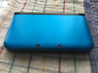 Nintendo 3DS XL 32GB with 25 GAMES + Case and Charger
