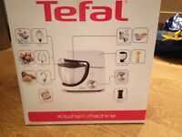 Tefal QB201140 Kitchen Machine £140 Baking Stand Mixer Blender Grater Dough Hook 900w