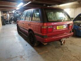 Breaking Range Rover 4.6 P38