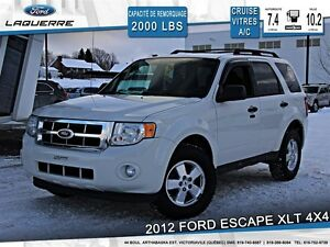 2012 Ford Escape **XLT*4X4*AUTOMATIQUE*CRUISE*A/C**