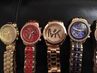 Ladies MK watches