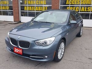 2011 BMW 535xi 535XI Grand Tourismo Executive Pkg