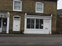 Shop Available to Rent in High St March