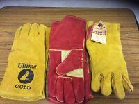 Welders Gauntlets/ Burning gloves