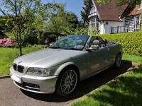 BMW 330ci Convertible - Automatic