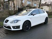 Seat Leon FR 2.0 TDI FSH TOP Spec Low mileage recent cambelt & service 2010 facelift