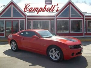 2011 Chevrolet Camaro 1LS AIR!! CRUISE!! INFERNO ORANGE!! 18 ALL