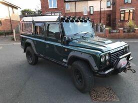 Land Rover defender 110 / Santana ps10 4x4 no vat!! Ideal off-roader