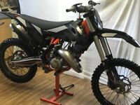 2015 KTM sx 125 - Amazing condition - Road Legal with lots of Extras - Superb!!!