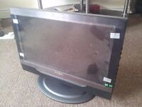 20 Inch LCD TV with Built in DVD Player