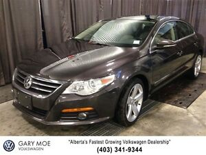 2010 Volkswagen CC Highline Luxury Coupe