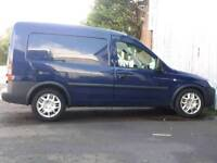 Vauxhall astra combo 2009 low miles excellent condition may swap diesel car..