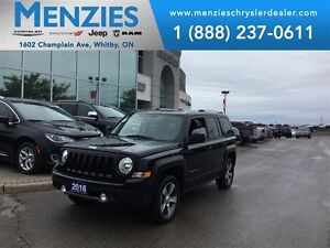 2016 Jeep Patriot North, Bluetooth, Leather, Sunroof, Clean Carp