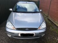 FORD FOCUS SILVER 2002 £475