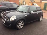 Mini Cooper 57 plate PRICED TO SELL