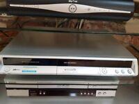 Panasonic DVD Recorder with remote