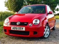 Volkswagon VW LUPO GTi 2002 Un-Modified Excellent Original Condition!